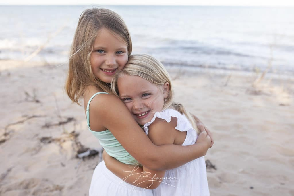 Harrisville Michigan Beach Photographer